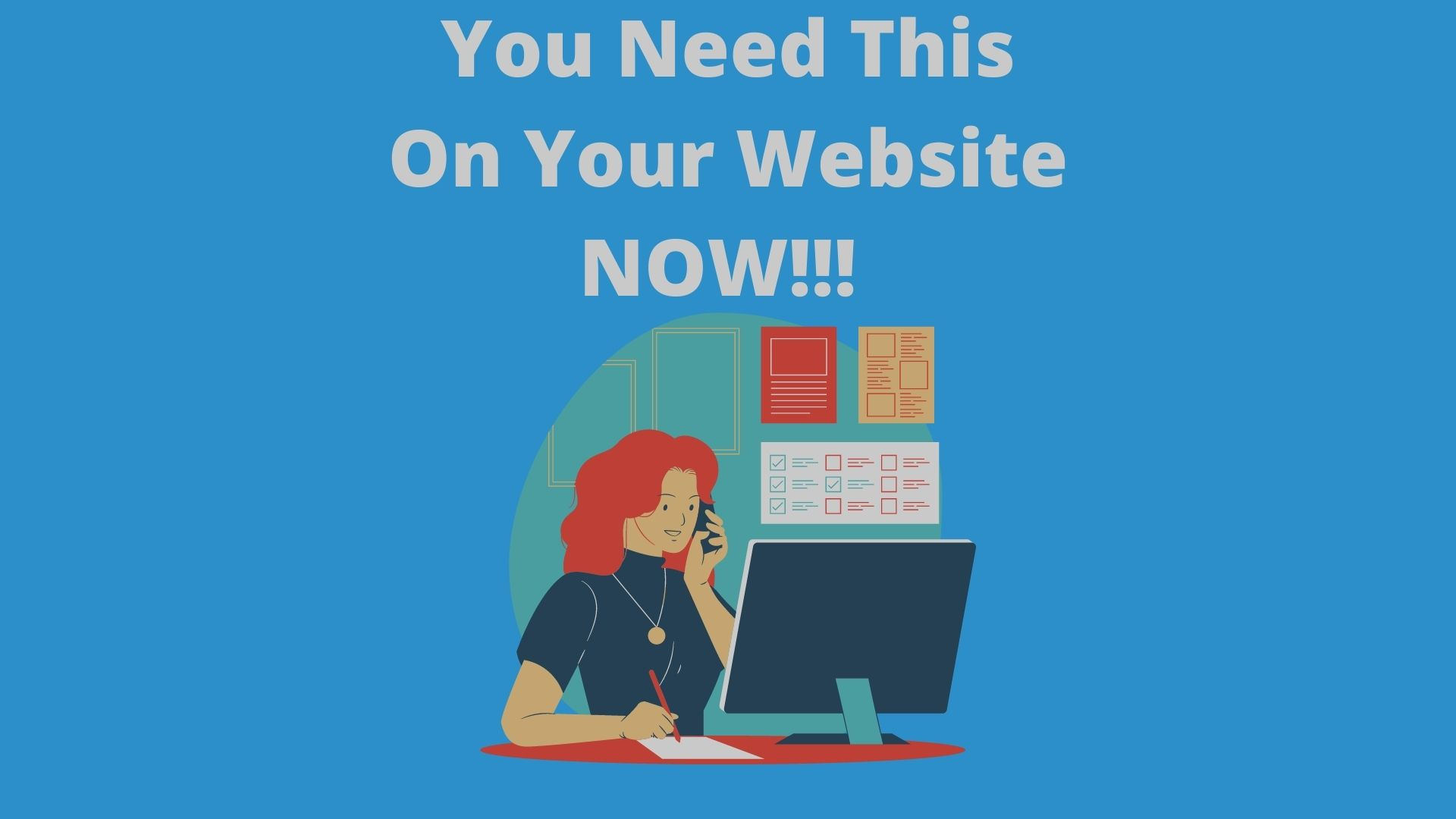 You Need This On Your Website NOW!!!